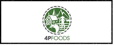 4P Foods Logo